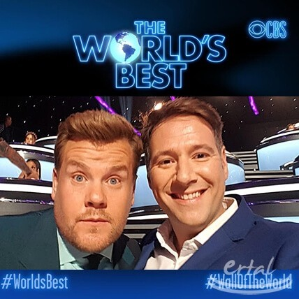 THE WORLD'S BEST EN LA CBS
